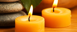 Quality handmade tealight candles